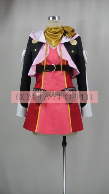 Tales of Zestiria Rose Cosplay Costume