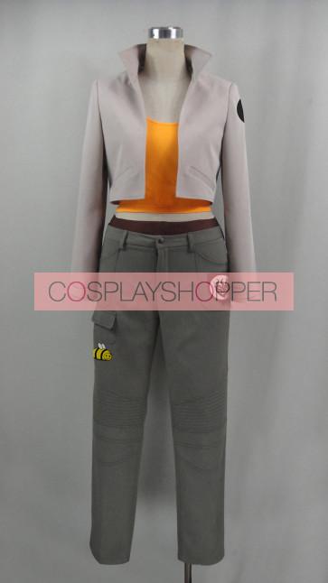 RWBY Yang Xiao Long Volume 4 Cosplay Costume