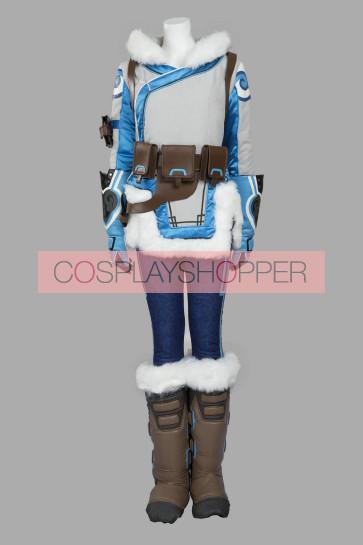 Overwatch Mei Cosplay Costume