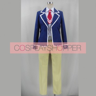 Nisekoi: False Love Seishiro Tsugumi Uniform Cosplay Costume