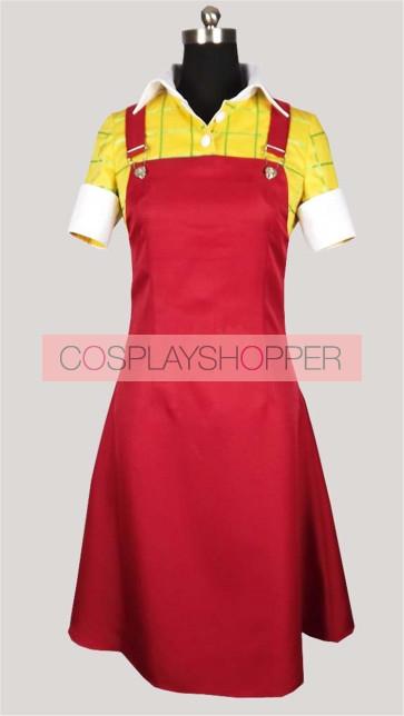 Good Luck Girl! Momiji Cosplay Costume