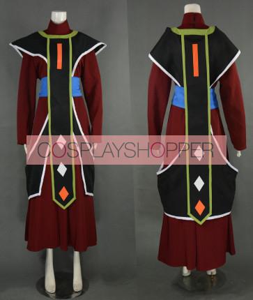 Dragon Ball Whis Cosplay Costume