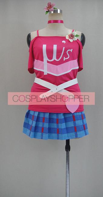 Love Live! Happy Maker Nico Yazawa Cosplay Costume