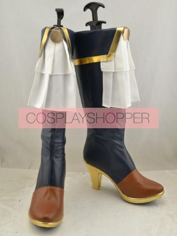 Love Live! Maki Nishikino Cosplay Boots