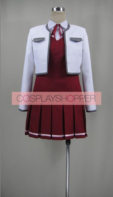 Sword Art Online: Hollow Fragment Asuna Yuuki Cosplay Costume