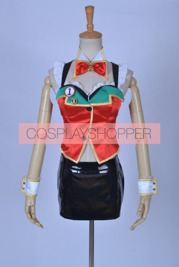 Love Live! Nozomi Tojo Las Vegas Cosplay Costume