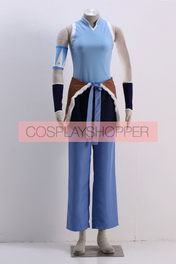 Avatar: The Legend of Korra 4 Korra Cosplay Costume