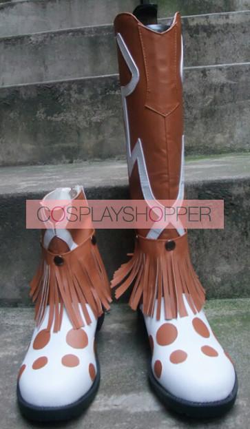 A Certain Magical Index Kaori Kanzaki Cosplay Shoes