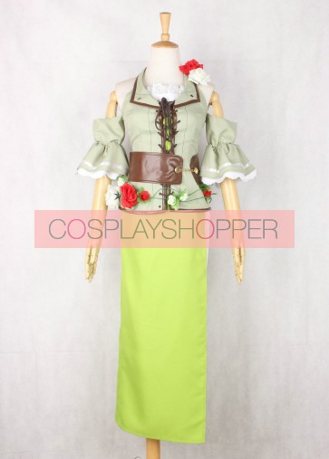 Love Live! Maki Nishikino Land of Fairies Ver. Cosplay Costume
