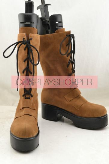 Unbreakable Machine-Doll Yaya Cosplay Boots