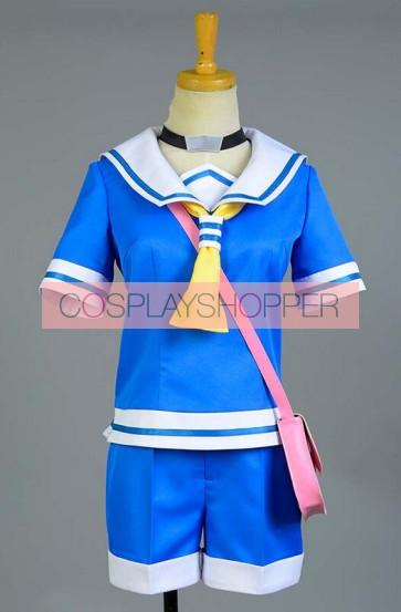 Shimoneta Kosuri Onigashira Cosplay Costume