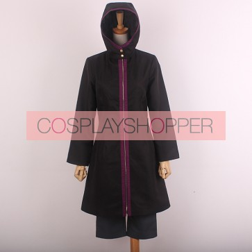 Tokyo Ghoul Touka Kirishima Battle Suit Cosplay Costume
