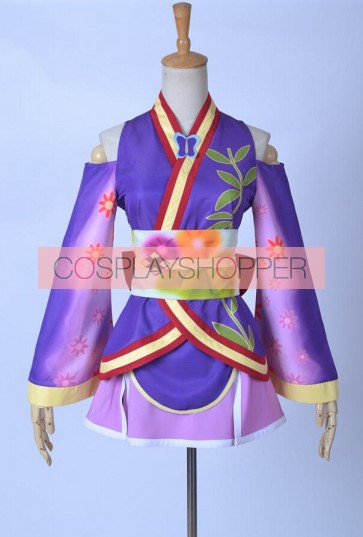 Love Live! The School Idol Movie Nozomi Tojo Cosplay Costume - Version 2