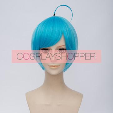 Blue 30cm Ensemble Stars Kanata Shinkai Cosplay Wig