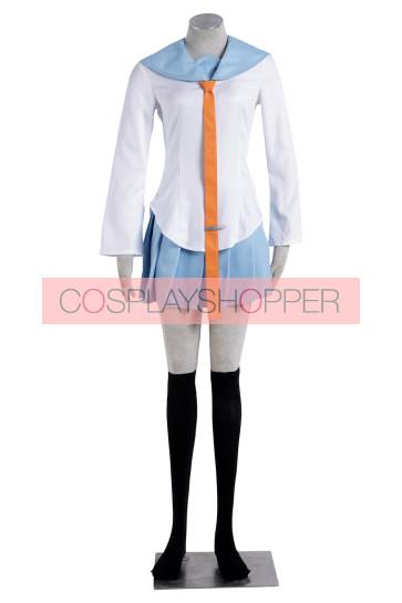 Nisekoi Chitoge Kirisaki Sailor Suit Cosplay Costume - Version 2