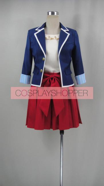 B-Project Tsubasa Sumisora Cosplay Costume