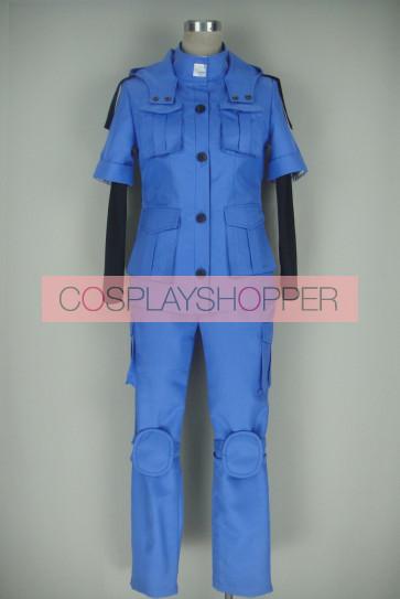 Assassination Classroom Nagisa Shiota Work Overall Cosplay Costume