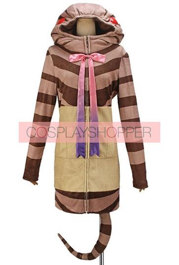 Kemono Friends Tsuchinoko Cosplay Costume
