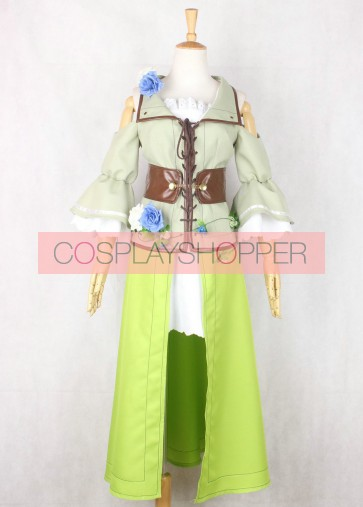 Love Live! Eli Ayase Land of Fairies Ver. Cosplay Costume