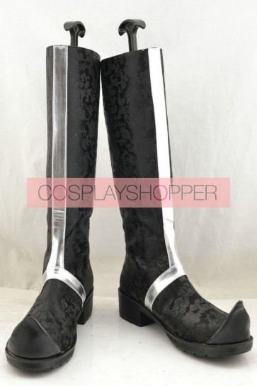 Dynasty Warriors 7 Xun Yu Cosplay Boots