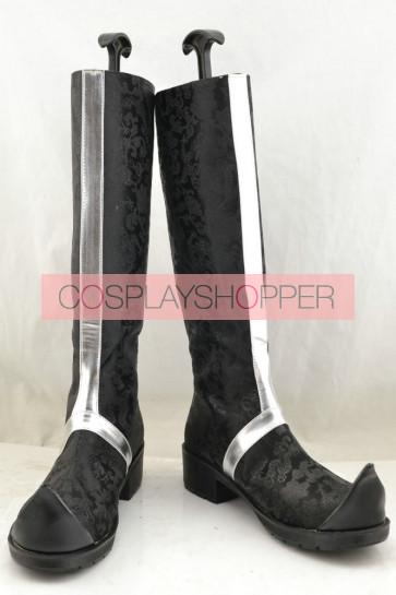 Dynasty Warriors 7 Xun Yu Cosplay Boots
