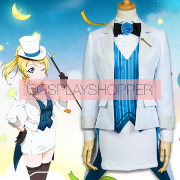Love Live! SR Eli Ayase Magician Ver. Cosplay Costume