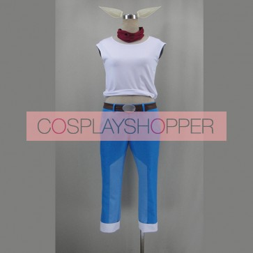 Gate - Thus the JSDF Fought There Tuka Luna Marceau Cosplay Costume