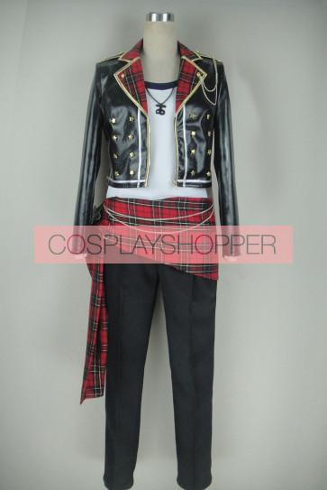 Ensemble Stars First Star Rock Subaru Akehoshi Cosplay Costume