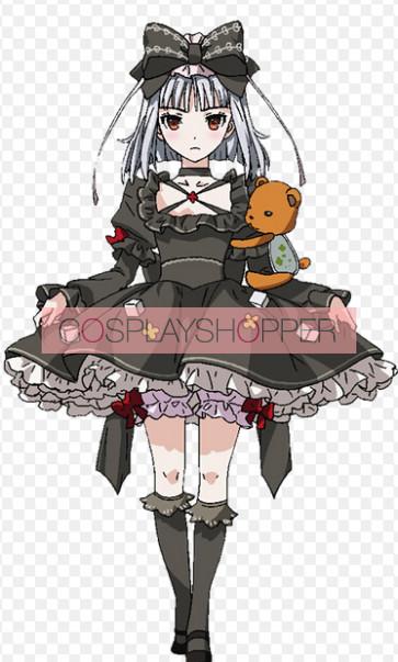 Fantasista Doll Akari Cosplay Costume