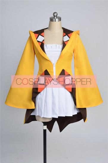 Black Bullet Enju Aihara Cosplay Costume