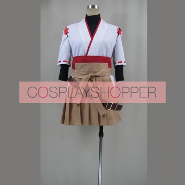 Kantai Collection KanColle Ise Cosplay Costume