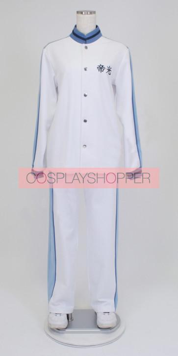 Kuroko no Basuke Teiko Middle School Sports Uniform Cosplay Costume