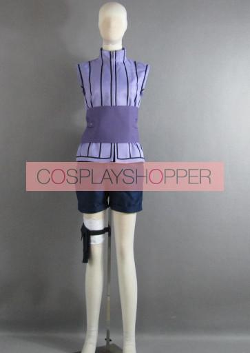 The Last: Naruto The Movie Hinata Hyuga Cosplay Costume