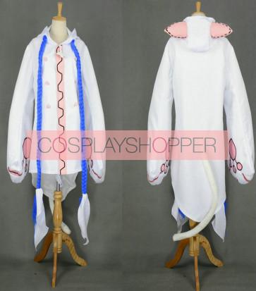 BlazBlue Taokaka White Cosplay Costume