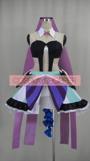 Macross Delta Mikumo Guynemer Cosplay Costume - Version 2