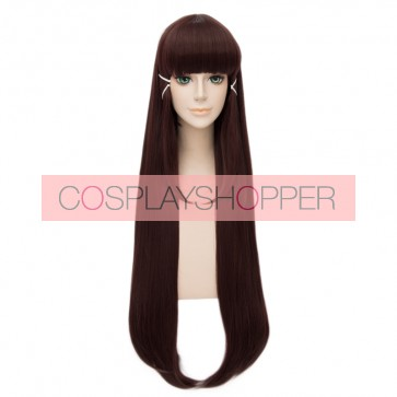 Brown 100cm Love Live! Sunshine!! Dia Kurosawa Cosplay Wig