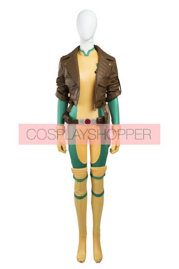 X-Men Rogue Cosplay Costume