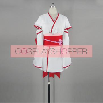 Re:Zero Starting Life in Another World Ram Cosplay Costume