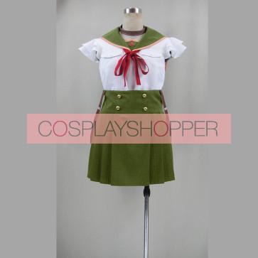 School-Live! Kurumi Ebisuzawa Cosplay Costume