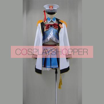Love Live! Honoka Kosaka Marine Ver. Cosplay Costume