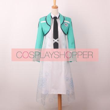 The Irregular at Magic High School Miyuki Shiba School Uniform Cosplay Costume