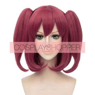 Red 35cm Love Live! Sunshine!! Ruby Kurosawa Cosplay Wig