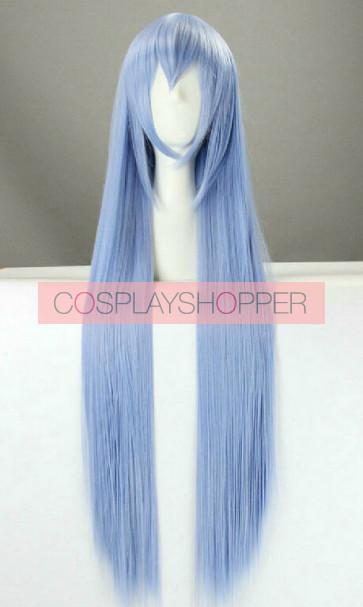 Blue 100cm Akame ga Kill! Esdeath Cosplay Wig