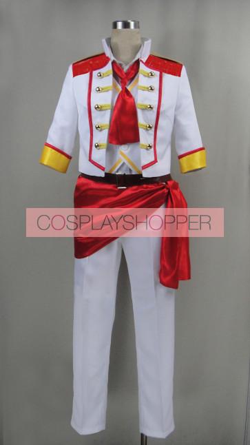 Osomatsu-kun Osomatsu Matsuno Cosplay Costume