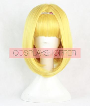 Yellow 42cm Heavy Object Milinda Brantini Cosplay Wig