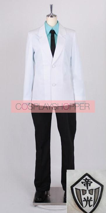 Kuroko no Basuke Teiko Middle School Uniform Cosplay Costume