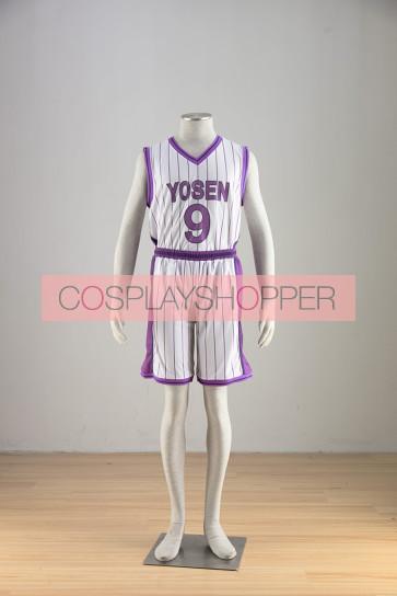 Kuroko no Basuke Kuroko's Basketball Atsushi Murasakibara Cosplay Costume