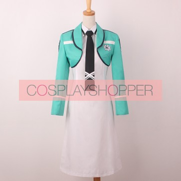 The Irregular at Magic High School Erika Chiba School Uniform Cosplay Costume