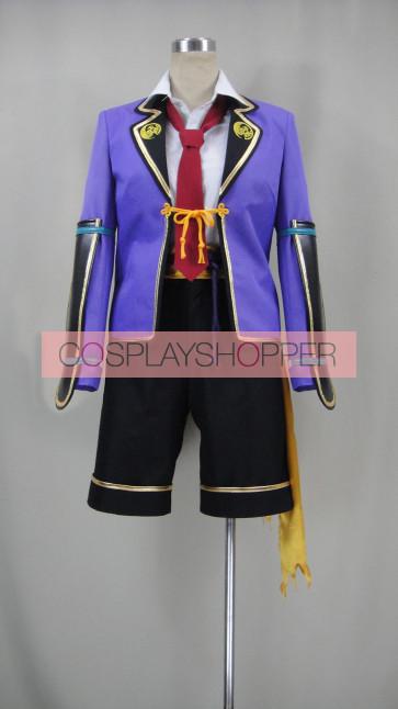 Touken Ranbu Fudou Yukimitsu Cosplay Costume