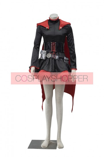 Deluxe RWBY Ruby Rose Cosplay Costume